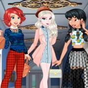 Princesses College Fashion