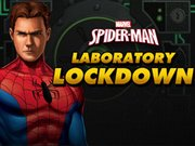 Spider Man Laboratory Lockdown
