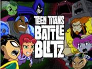 Teen Titans Battle Blitz