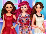 Princess Indian Gala Fashion