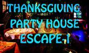 Thanksgiving Party House Escape 1