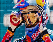 Motocross Puzzle Challenge