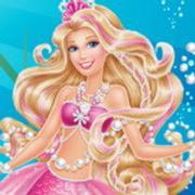 Barbie The Pearl Princess Dress Up