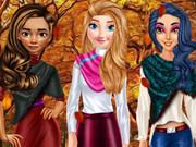 Princesses Fall Fashion