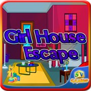 Girl House Escape Game