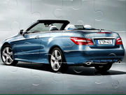 Cabriolet Roadster Puzzle