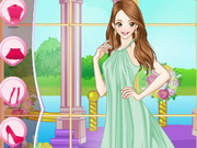 Amy Dress Up Games Online