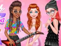 Princesses Rock Band