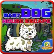Sivi Baby Dog House Escape