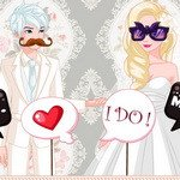 Elsa And Jack Wedding Photo