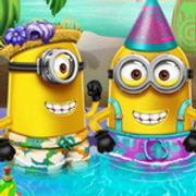 Minion Pool Party