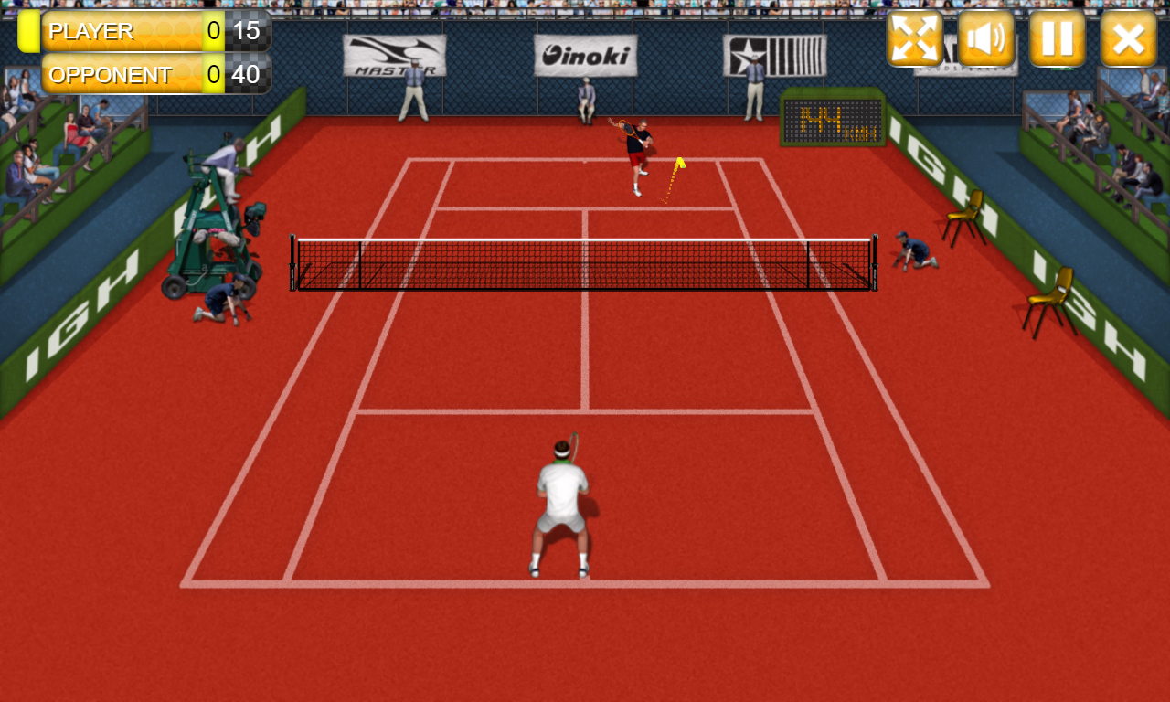 Real Tennis Game Game - Play Real Tennis Game Online for