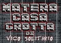 Matera Casa Grotta di Vico Solitario Esc
