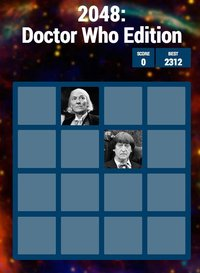 2048 Doctor Who