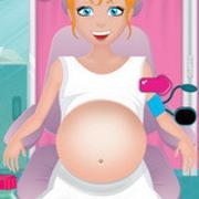 Pregnant Susan Ambulance