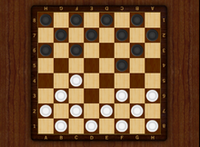 Checkers 2 Player