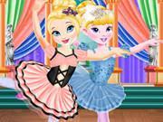 Princess Baby Ballet Performance