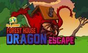 Forest House Dragon Escape Sivi
