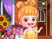 Baby Hazel Florist Dressup
