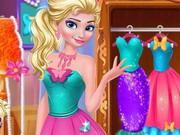 Elsa Find And Dress Up