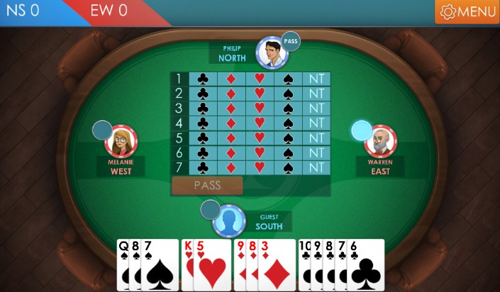 Free Bridge Games