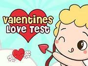 Valentines Love Test