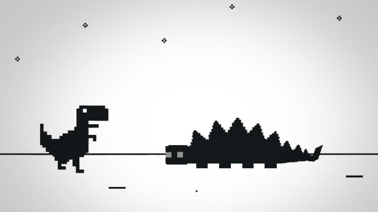 Google Dino Spiel Online