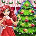 Disney Princesses Christmas Tree