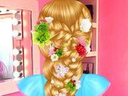Rapunzel Wedding Hair Design Online