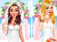 Princess Wedding Theme: Tropical