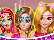 Princess Room: Face Paining