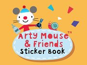 Arty Mouse & Friends Sticker Book